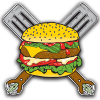 Grill 'Em All Burger Icon